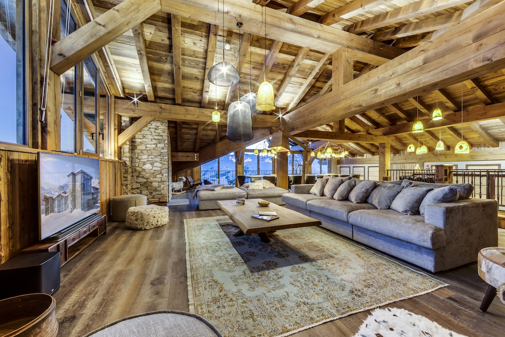 Living Area, Le Refuge de Solaise