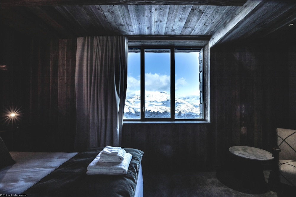 Room, Le Refuge de Solaise