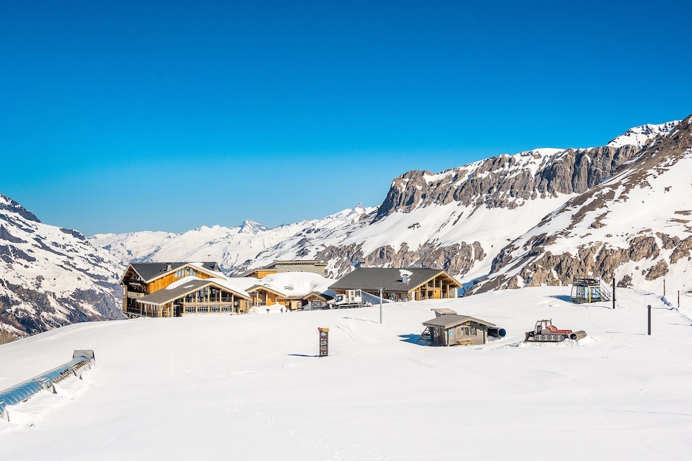 Snow and Ski Sports, Le Refuge de Solaise