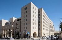 Waldorf Astoria Jerusalem (8 of 44)