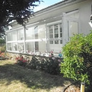 House With 3 Bedrooms in Montbron, With Furnished Garden