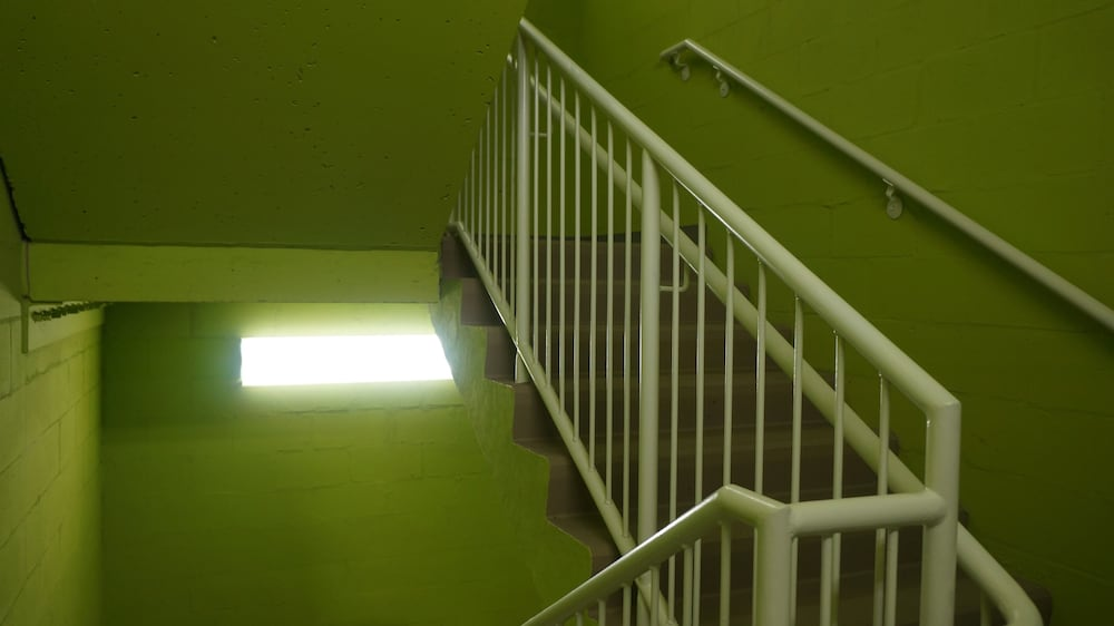 Staircase, Home2 Suites by Hilton Clermont