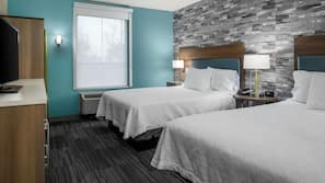 In-room safe, cribs/infant beds, free WiFi, bed sheets