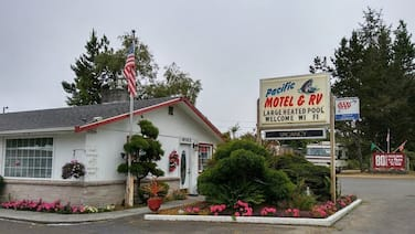 Pacific Motel and RV