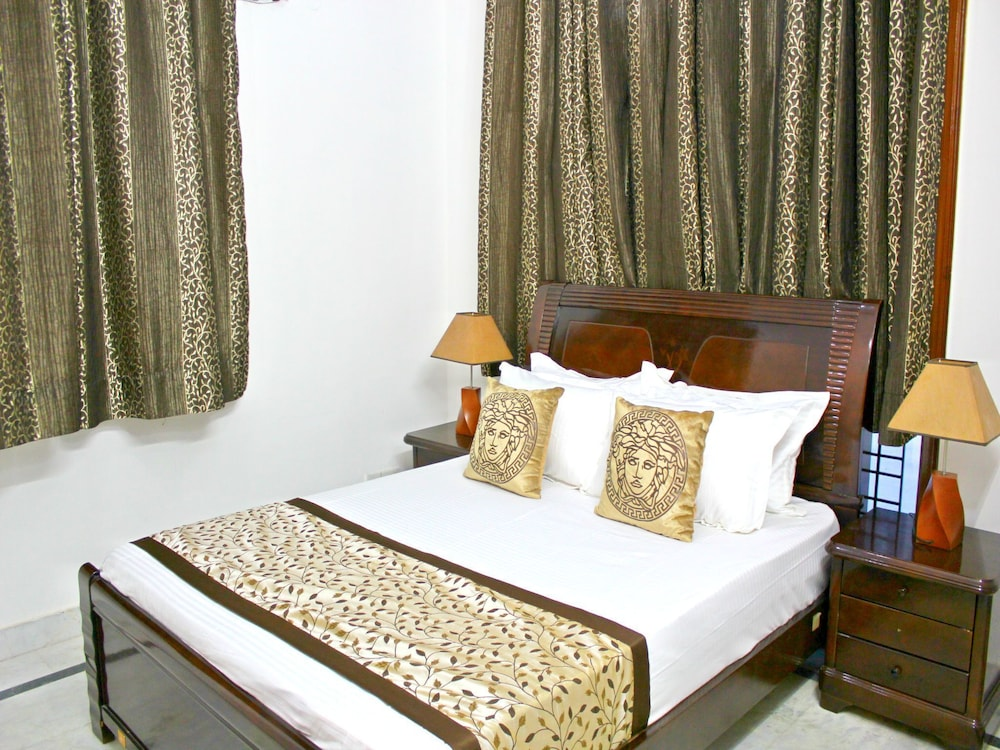 Room, Olive Serviced Apartments Gurgaon