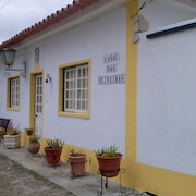 House With 3 Bedrooms in Alcobaça, With Wonderful Mountain View, Private Pool, Enclosed Garden - 9 km From the Beach