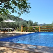 Villa With 4 Bedrooms in Montefrío, With Wonderful Mountain View, Private Pool and Furnished Terrace