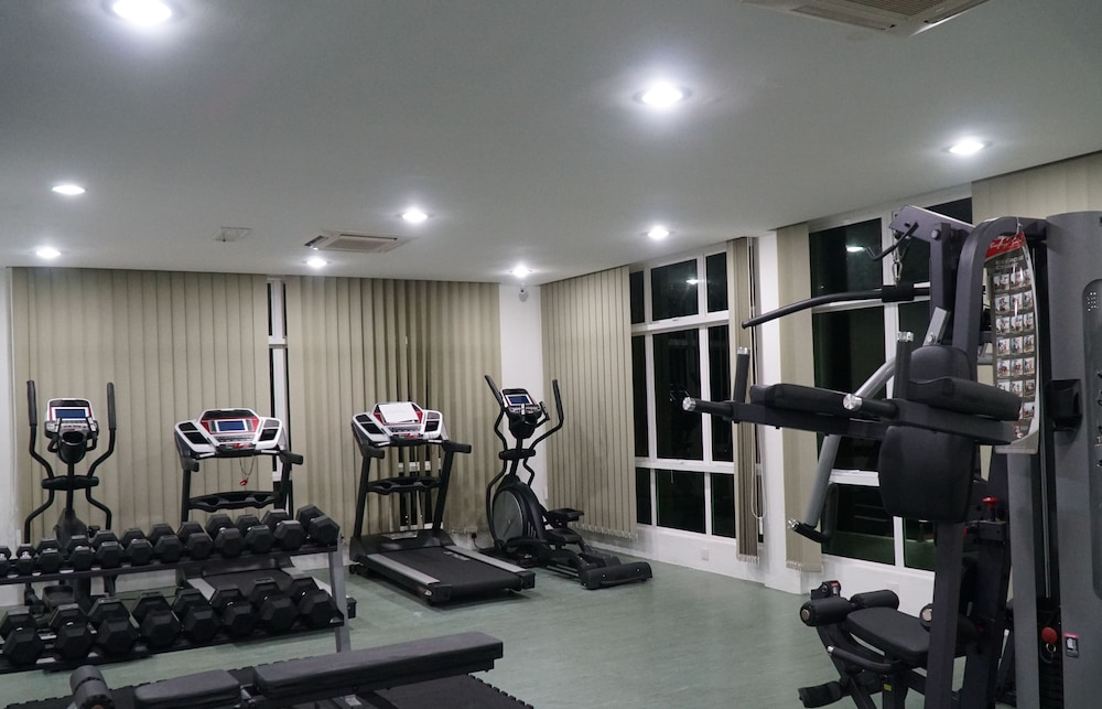 Gym, Kristal Heights by Whistler 9 Management