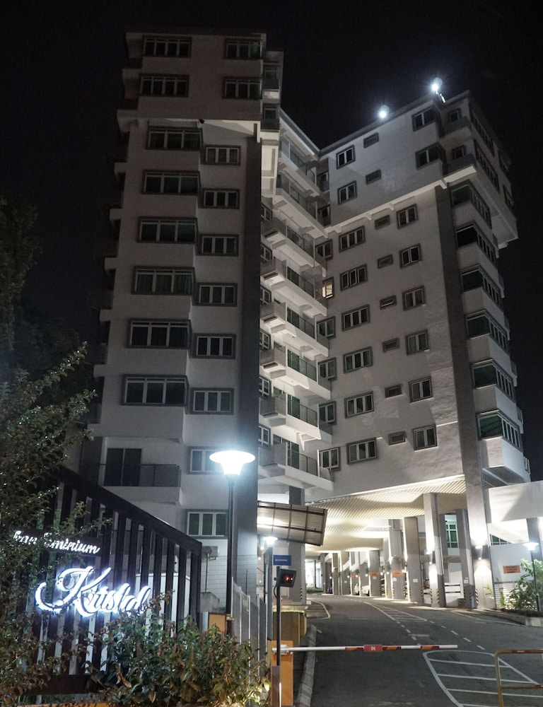 Front of Property - Evening/Night, Kristal Heights by Whistler 9 Management