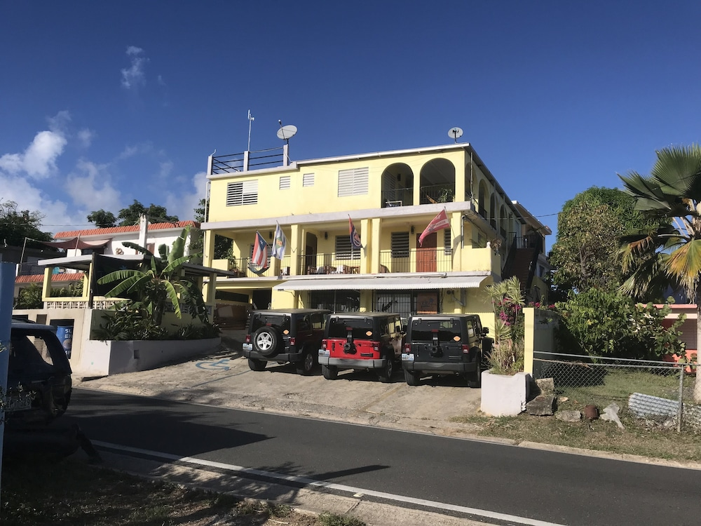 Front of Property, The Vieques Guesthouse