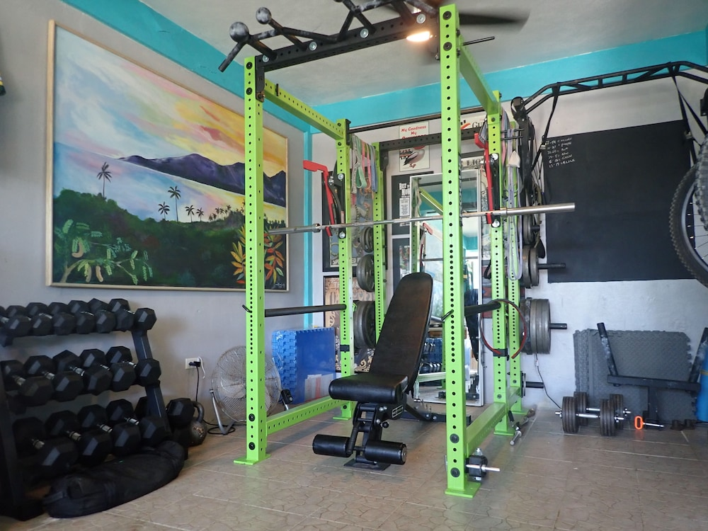 Gym, The Vieques Guesthouse