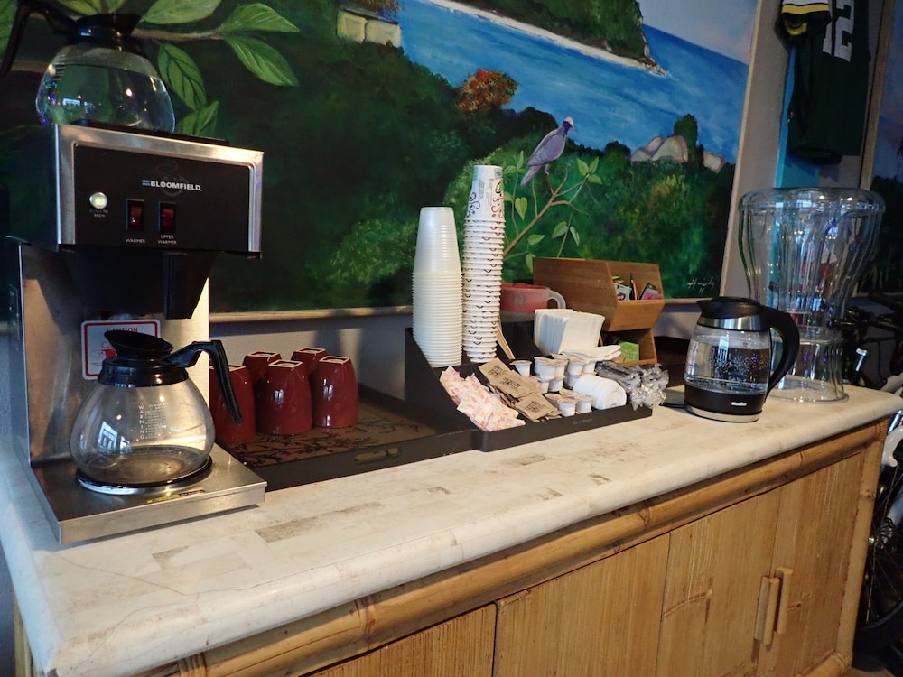 Coffee Service, The Vieques Guesthouse