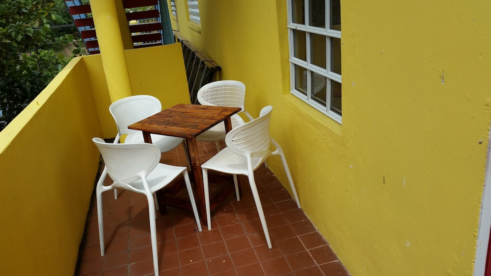 Balcony, The Vieques Guesthouse