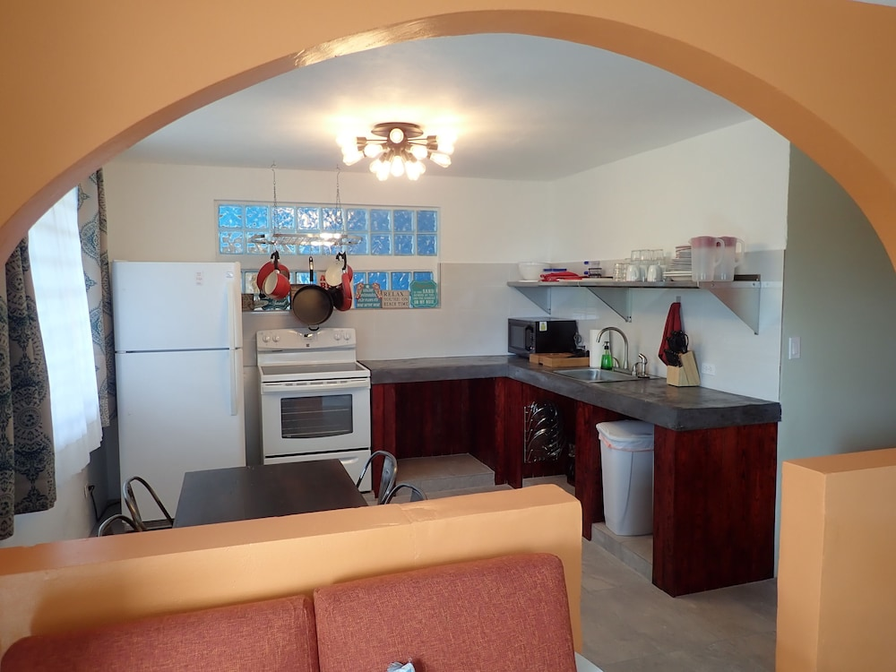 Private Kitchen, The Vieques Guesthouse