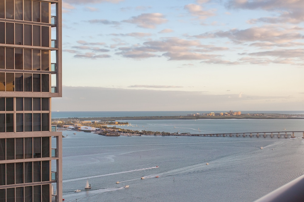View from Room, Brickell by Miami Vacation Rentals