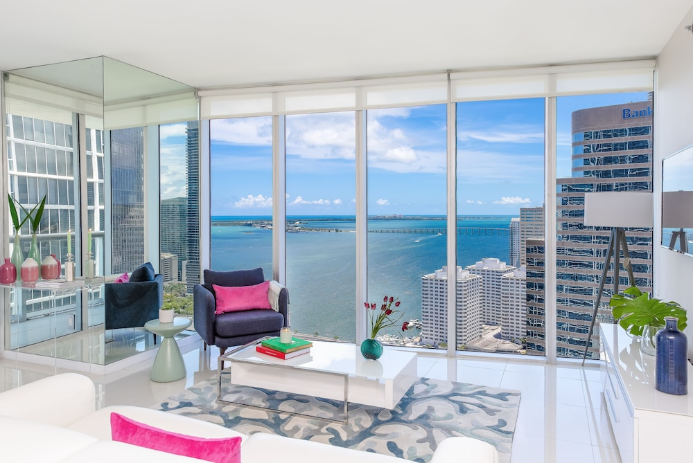 Residences at Icon Brickell by Miami Vacation Rentals in Miami