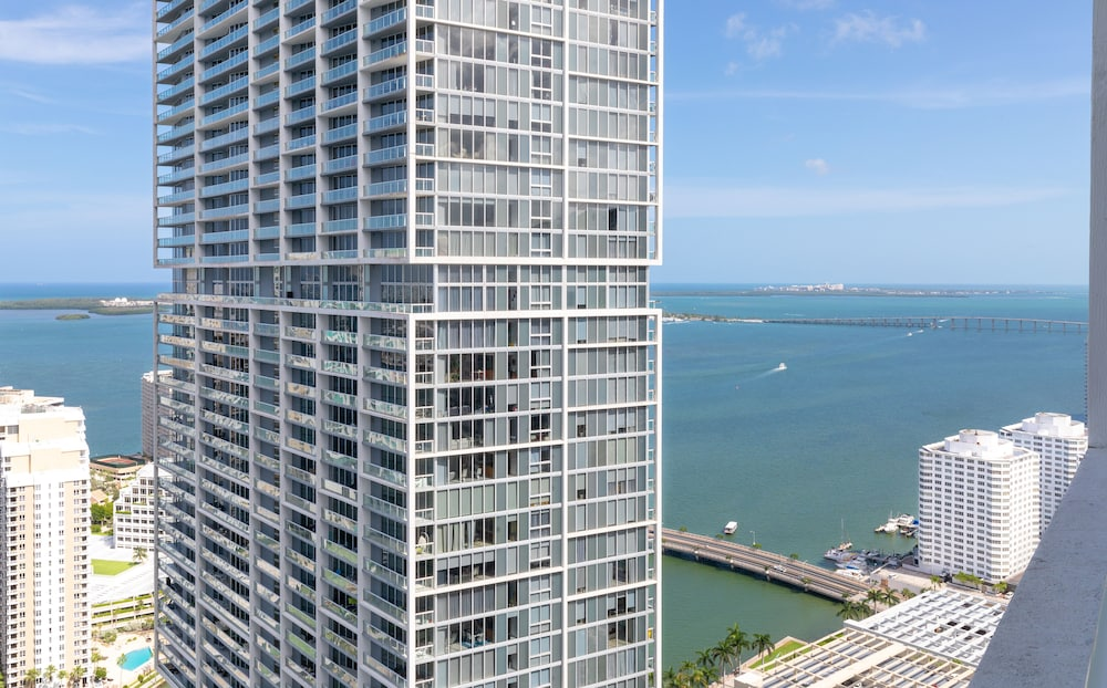 Sundeck, Brickell by Miami Vacation Rentals