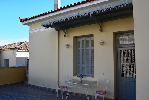 Traditional House In The Heart Of Sparta