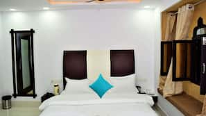 Soundproofing, rollaway beds, free WiFi, bed sheets