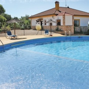 House With 3 Bedrooms in Hornachuelos, With Wonderful Mountain View, Pool Access, Furnished Terrace