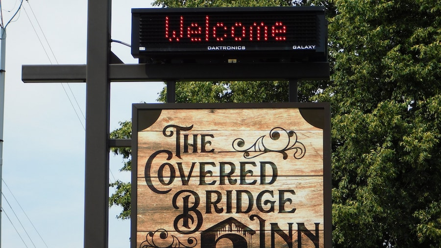 The Covered Bridge Inn