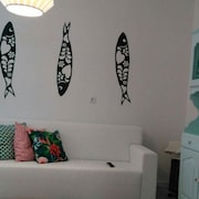 Renovated Apartment, 50 m From the Beach!