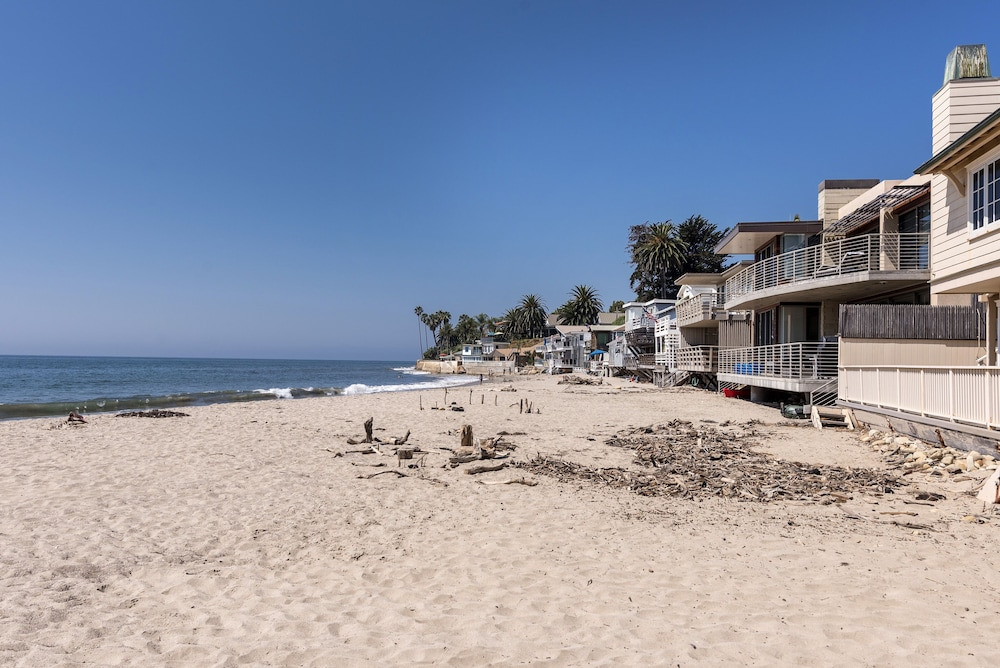 Miraculous Beach Front Cottage On Miramar Beach In Santa Barbara Ca Complete Home Design Collection Epsylindsey Bellcom