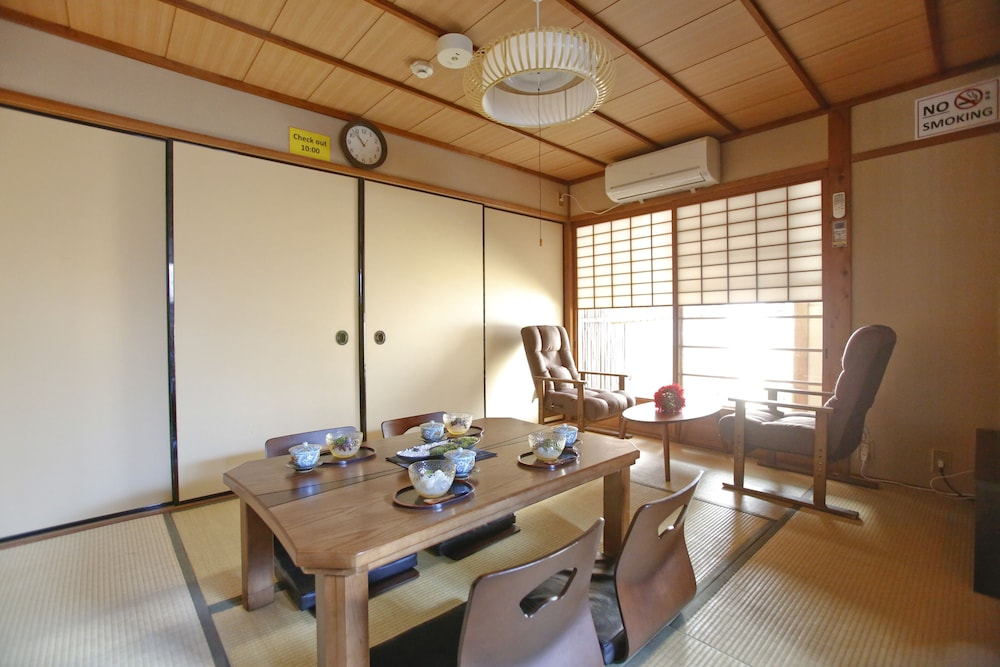 Outstanding Centrally Located Traditional Japanese Style House In Shijo Download Free Architecture Designs Xaembritishbridgeorg