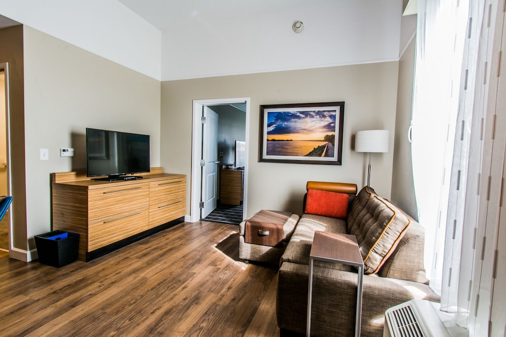 Living Area, Towneplace Suites by Marriott Evansville Newburgh