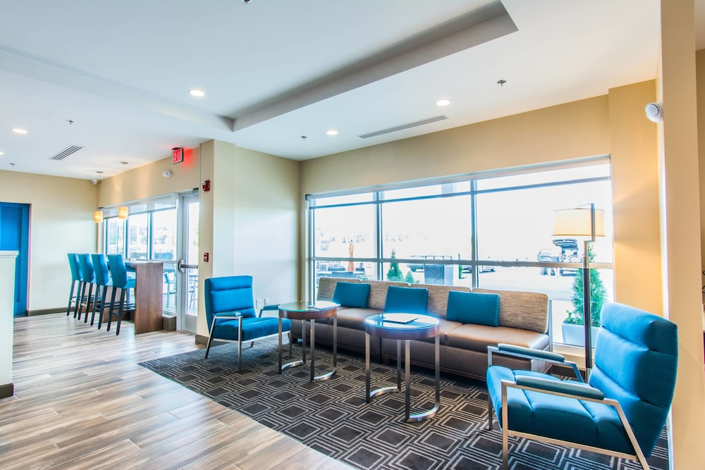 Lobby, Towneplace Suites by Marriott Evansville Newburgh
