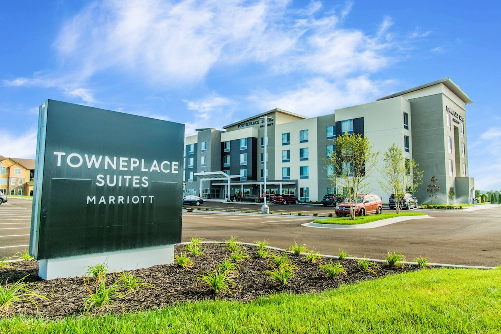Exterior, Towneplace Suites by Marriott Evansville Newburgh