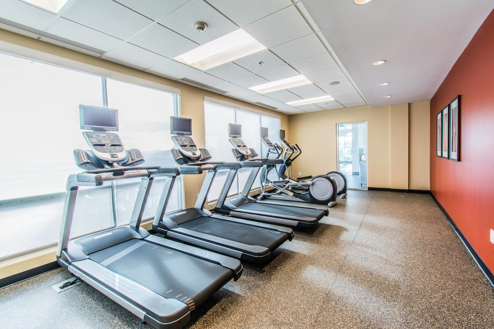 Fitness Facility, Towneplace Suites by Marriott Evansville Newburgh