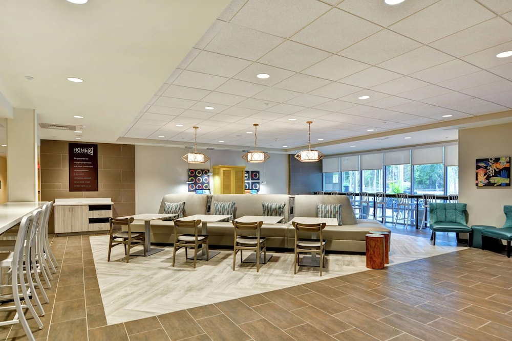 Lobby, Home2 Suites by Hilton Daytona Beach Speedway