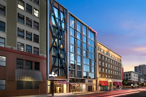 Check Expedia for Availability of Moxy San Diego Downtown/Gaslamp Quarter