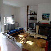 House With 2 Bedrooms in Ploemel, With Enclosed Garden and Wifi