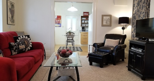 Check Expedia for Availability of Lettered Streets Vintage Suite - Studio Apartment