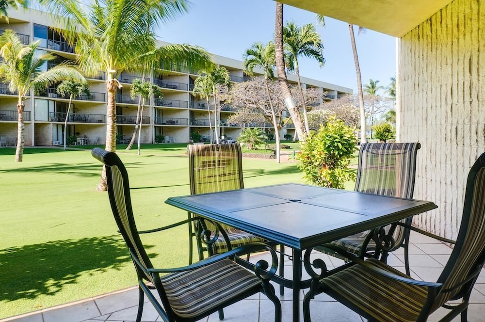 Terrace/Patio, South Kihei Luxury Condos