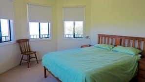 5 chambres, fer et planche à repasser, lits bébé (gratuits)