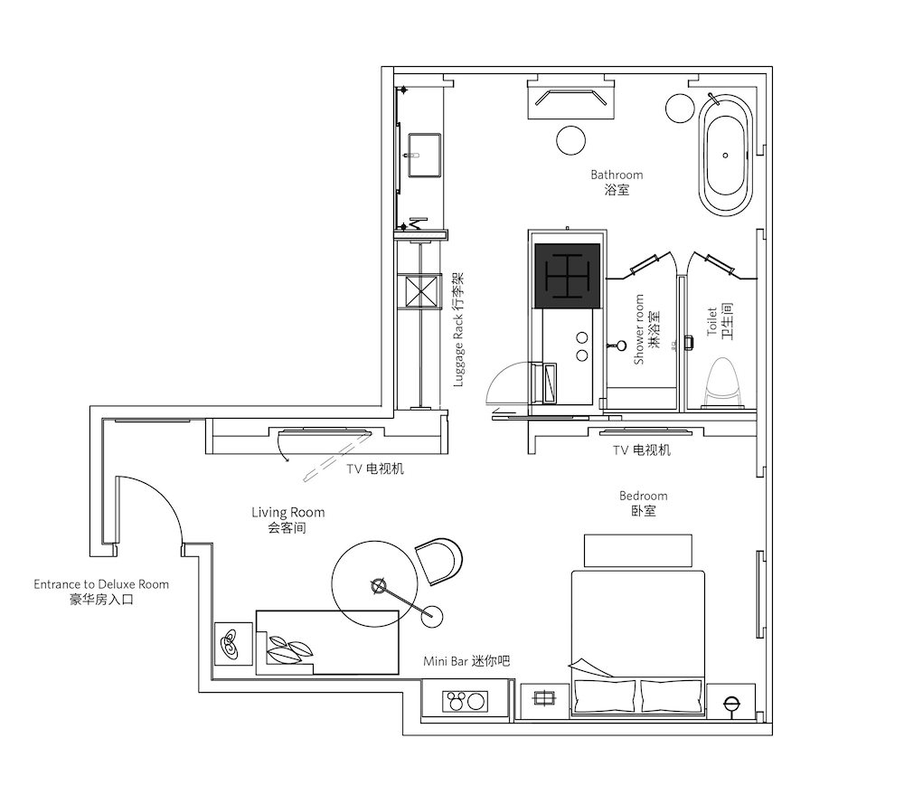 Hyatt Regency Hotel Floor Plans – Jerusalem House