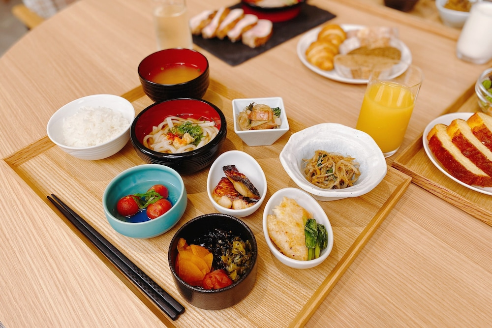 Breakfast Meal, WeBase TAKAMATSU - Hostel