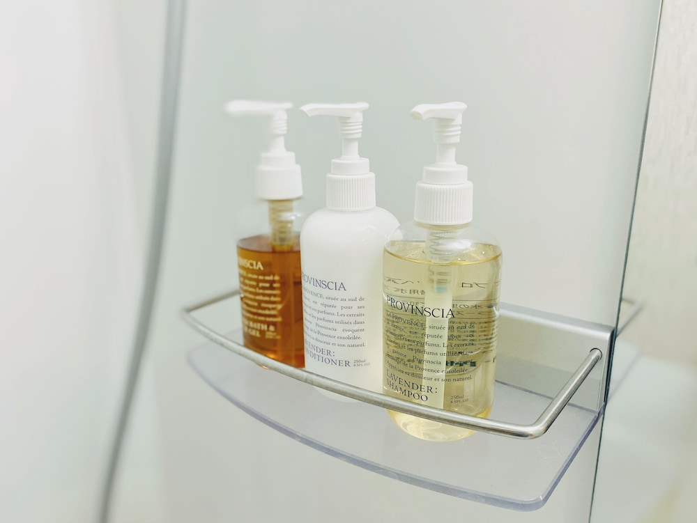 Bathroom Amenities, WeBase TAKAMATSU - Hostel