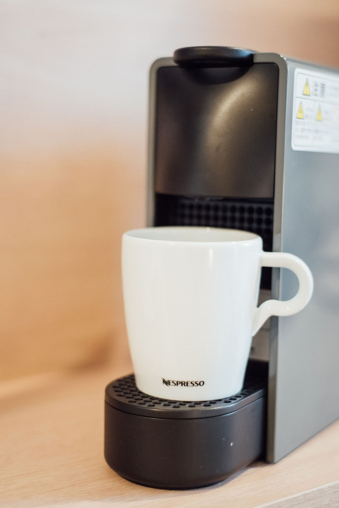 Coffee and/or Coffee Maker, WeBase TAKAMATSU - Hostel