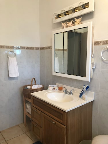 Bathroom, Quiet Recently Updated Home Perfect for a Couple or a Larger Family. Sleeps 8!
