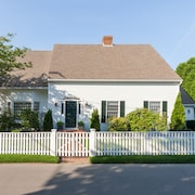New Listing! Beautiful Downtown Edgartown Residence