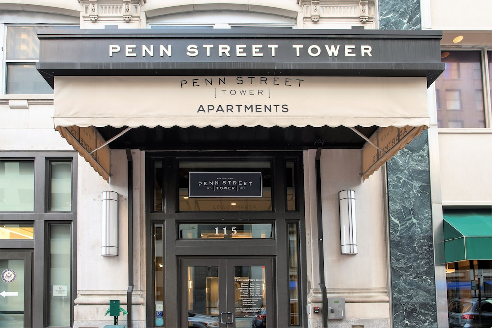 Front of Property, Stay Alfred at Penn Street Tower