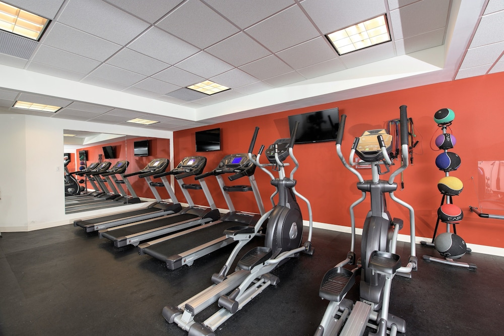 Fitness Facility, Stay Alfred at Penn Street Tower