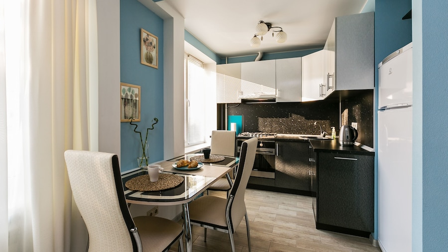 Moscow City Apartments Boulevard Ring
