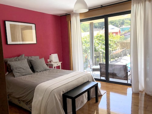 Villa With 3 Bedrooms in Oleiros, With Private Pool, Furnished Terrace and Wifi - 5 km From the Beach