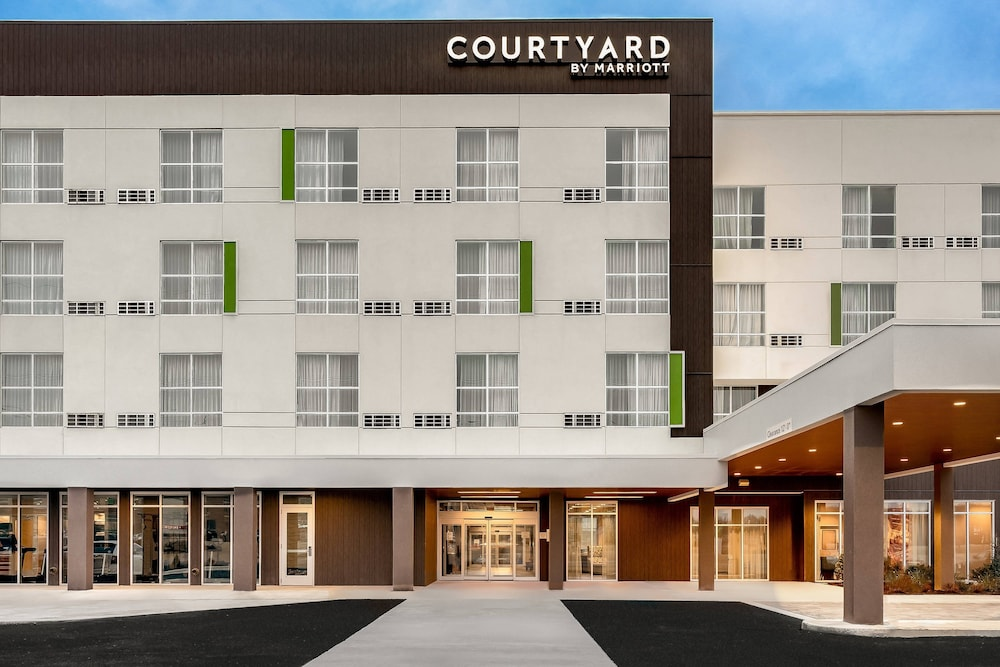 Exterior, Courtyard by Marriott Jonesboro