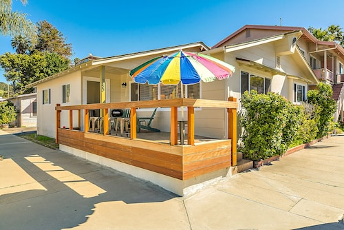 Totally Renovated Home Only 150 Yards From the Sands of Beautiful Avila Beach